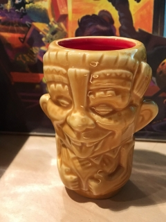 Go to MAD Mini Tiki Mug Alfred E. Neuman • USA