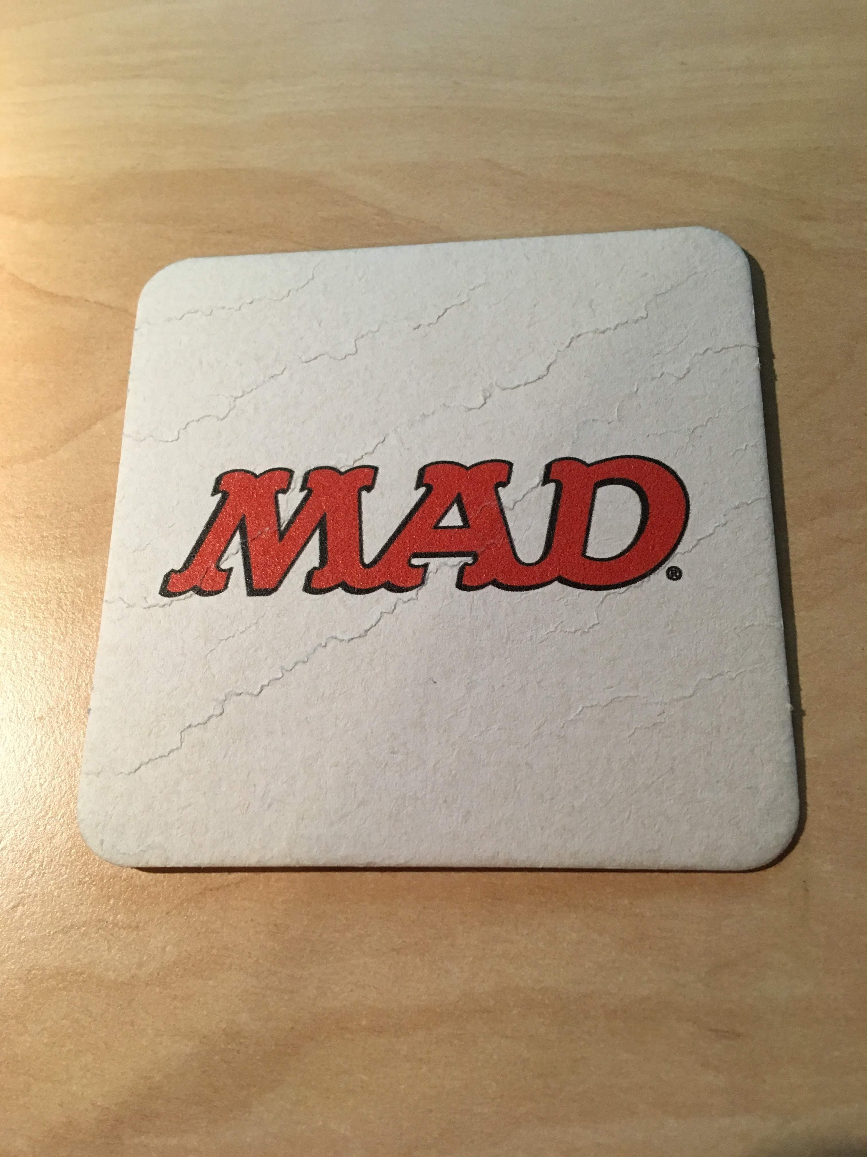 MAD Coaster • USA