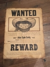 Image of Poster Wanted Pre-MAD Alfred E. Neuman