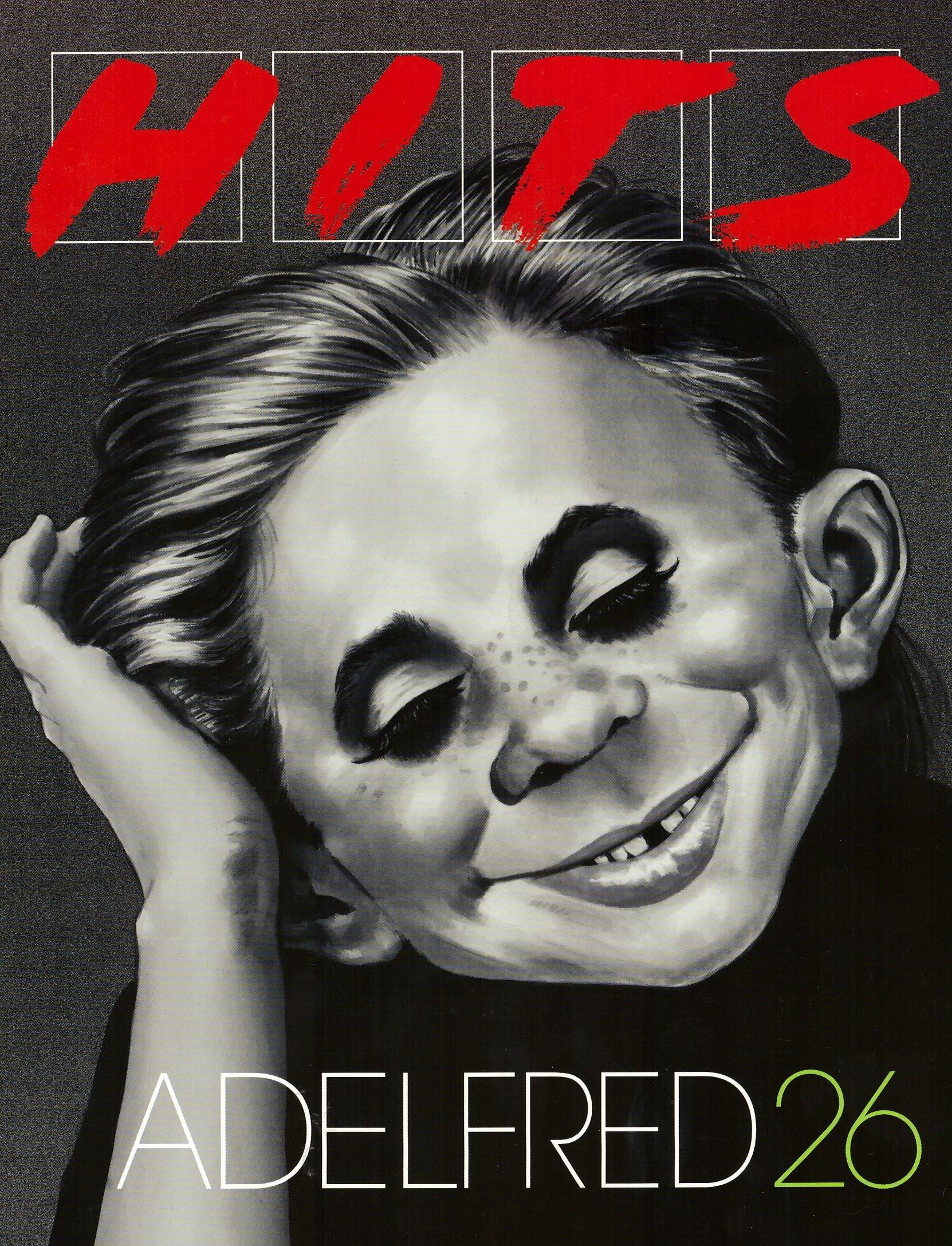 Hits Magazine  - 26th Anniversary #26 • USA