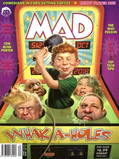 Go to MAD Magazine #512 • Australia