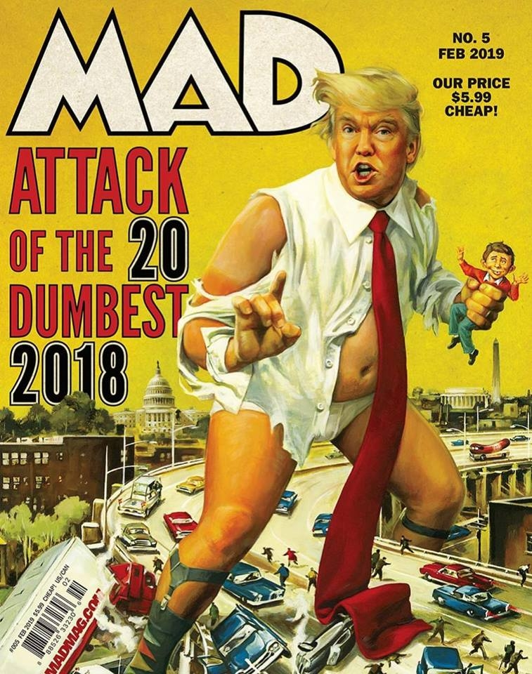 MAD Magazine #5 • USA • 2nd Edition - California