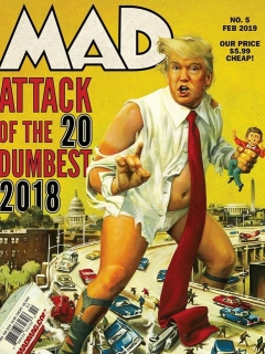 Go to MAD Magazine #5 • USA • 2nd Edition - California