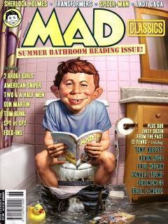 Go to MAD Classics #68 • Australia
