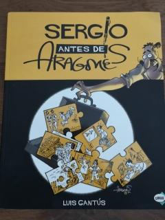SERGIO ANTES DE ARAGONÉS • Mexico