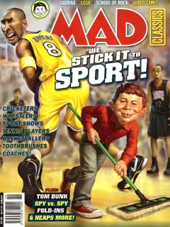 MAD Classics #69 • Australia