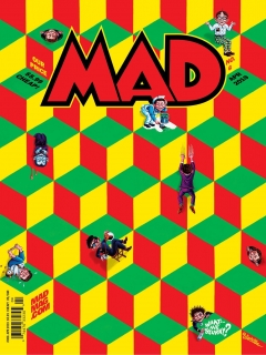 MAD Magazine #6 • USA • 2nd Edition - California