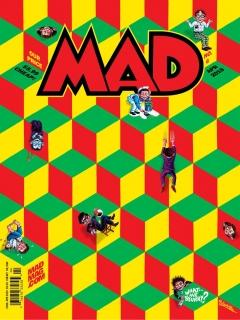 Go to MAD Magazine #6 • USA • 2nd Edition - California