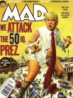 Go to MAD Magazine #514 • Australia