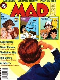 MAD Classics #70 • Australia