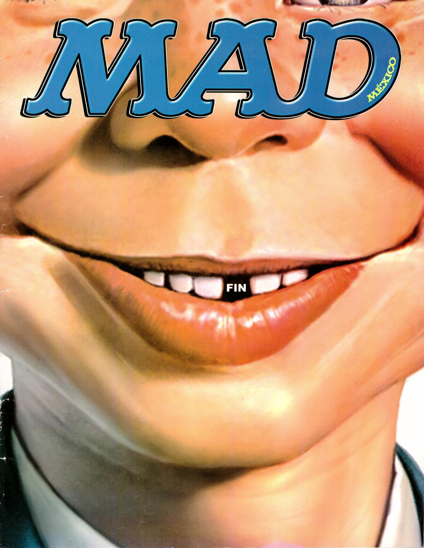 MAD Magazine • Mexico • 4th Edition - Mina