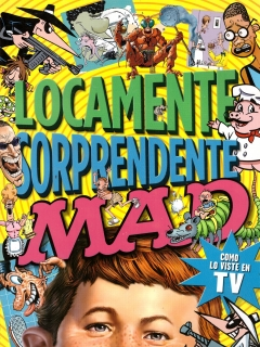 Go to MAD Locamente Sorprendente • Mexico