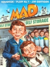 Image of US MAD Magazine Number 7 - Comic shop Issue - Front Cover