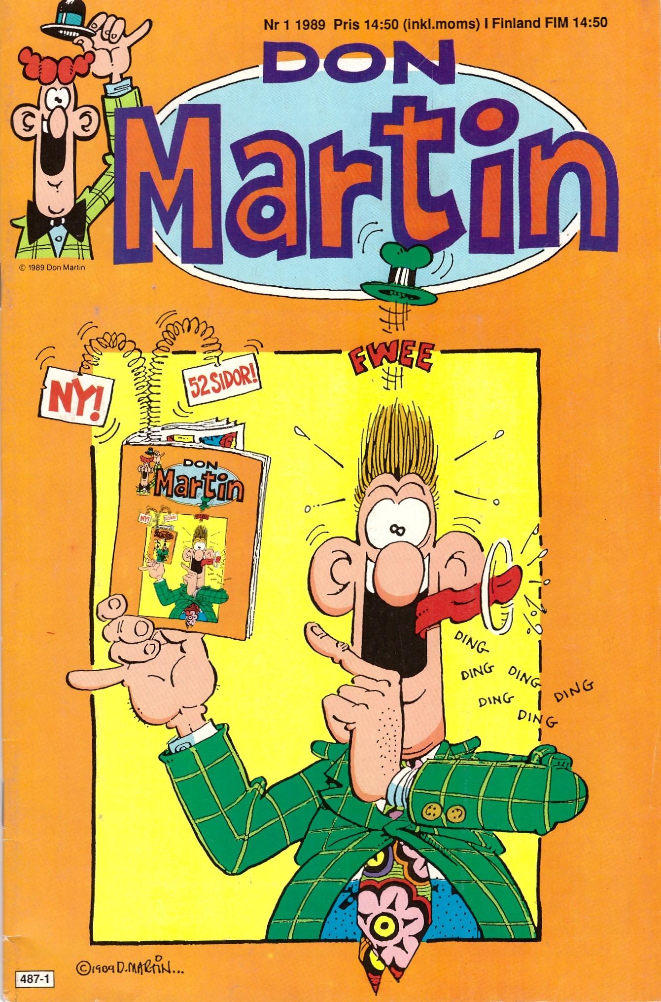 Don Martin #1 • Sweden