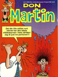 Go to Don Martin #3 • Sweden