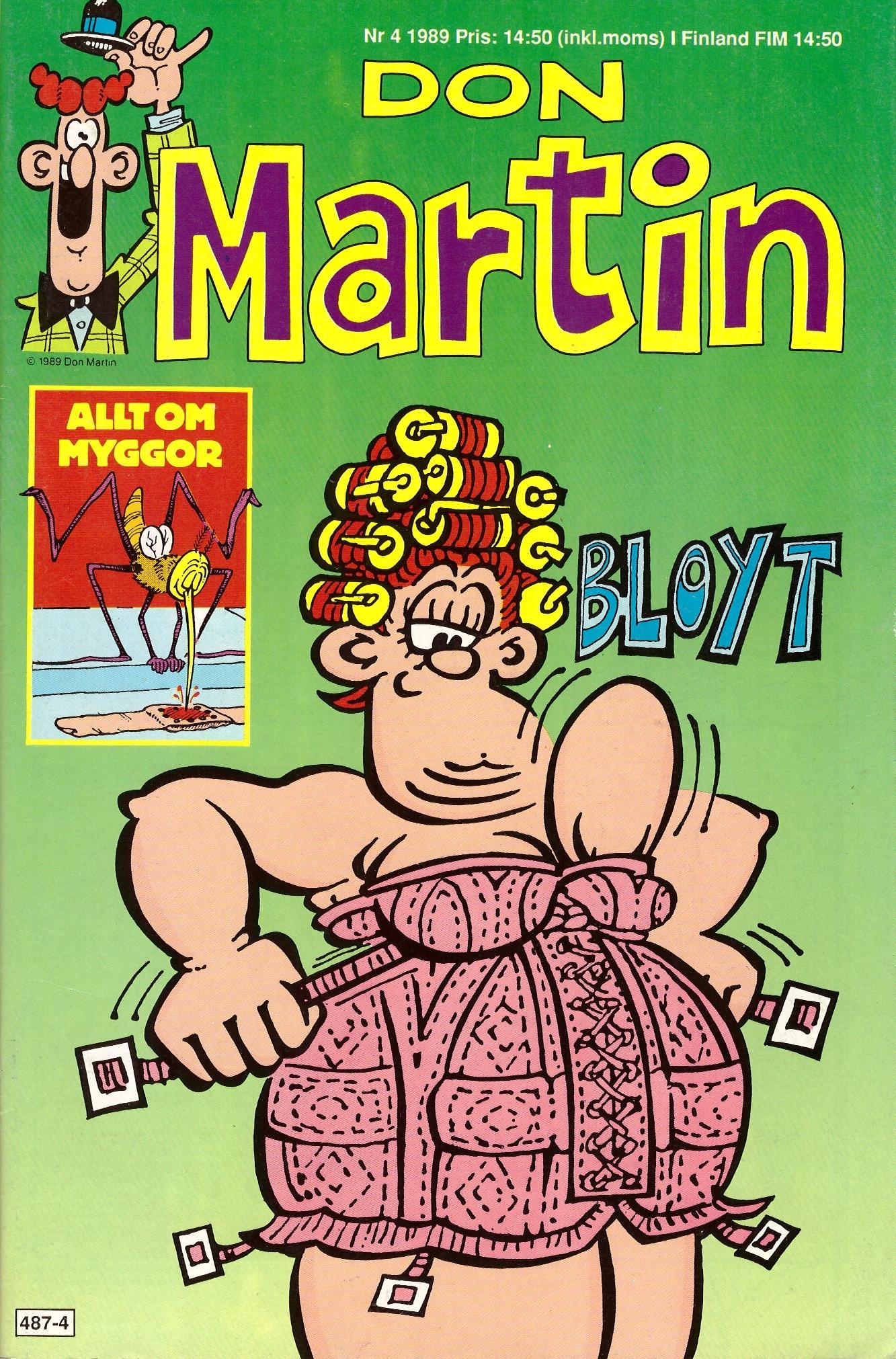 Don Martin #4 • Sweden