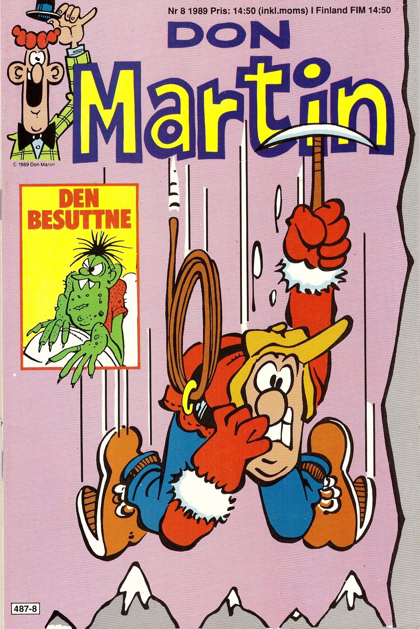 Don Martin #8 • Sweden