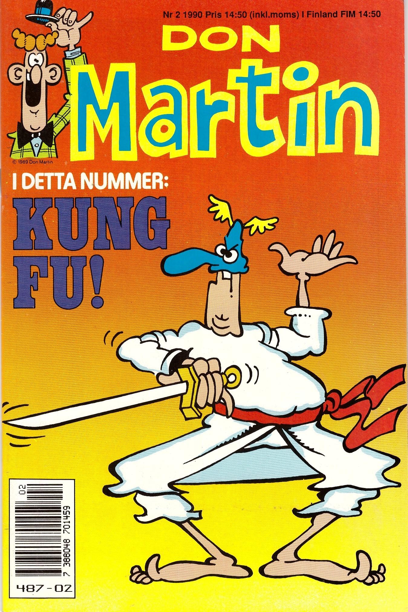 Don Martin #2 • Sweden