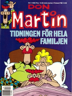 Go to Don Martin #4 • Sweden