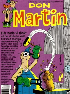 Go to Don Martin #7 • Sweden