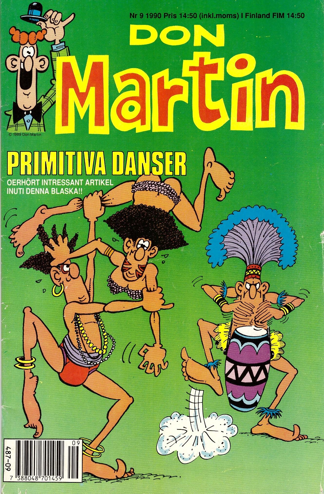 Don Martin #9 • Sweden