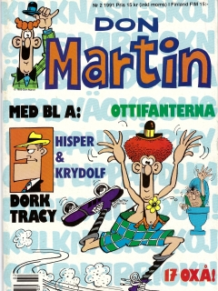 Go to Don Martin #2 • Sweden