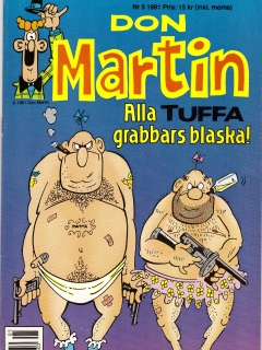Go to Don Martin #5 • Sweden