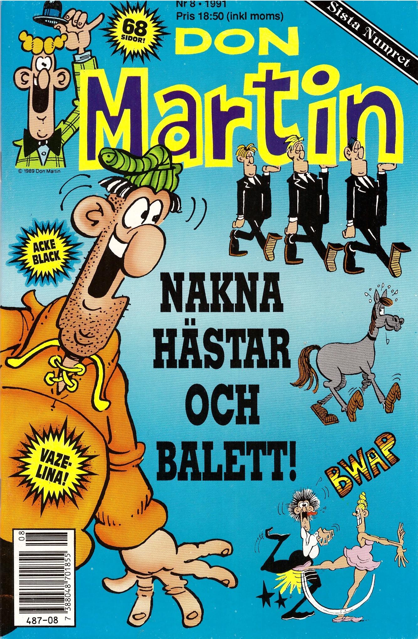 Don Martin • Sweden