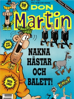 Go to Don Martin #8 • Sweden