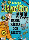 Don Martin #8 • Sweden Original price: kr 18,50 Publication Date: 1991