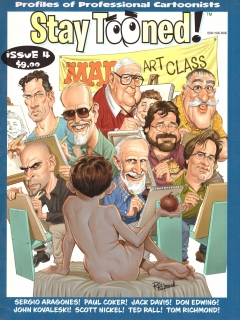 Stay Tooned! • USA • 1st Edition - New York
