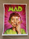 Image of New MAD #1 Print Poster