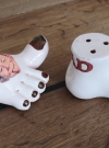Image of Japanese Foot Salt & Pepper Shakers