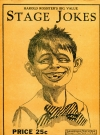 Stage Jokes Book with Pre-MAD Alfred E. Neuman • USA Original price: 25c