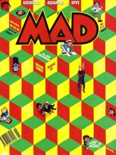 Go to MAD Magazine #515 • Australia