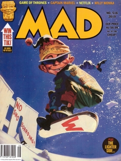 MAD Magazine • Australia • 1st Edition