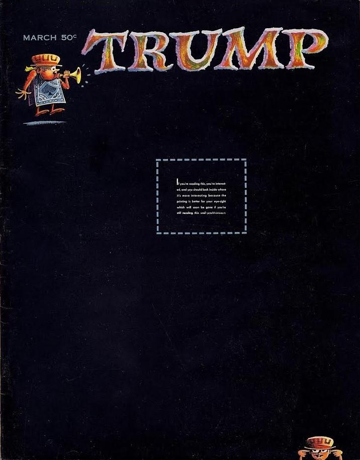 Trump #2 • USA