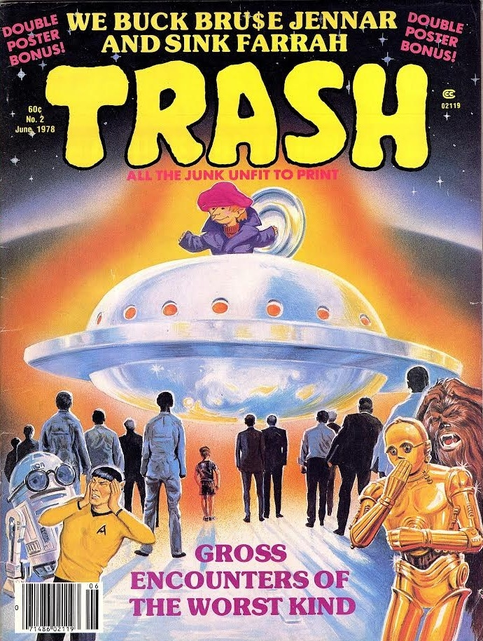 Trash #2 • USA