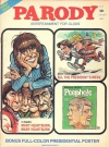 Parody #1 • USA Original price: 50c Publication Date: April 1977