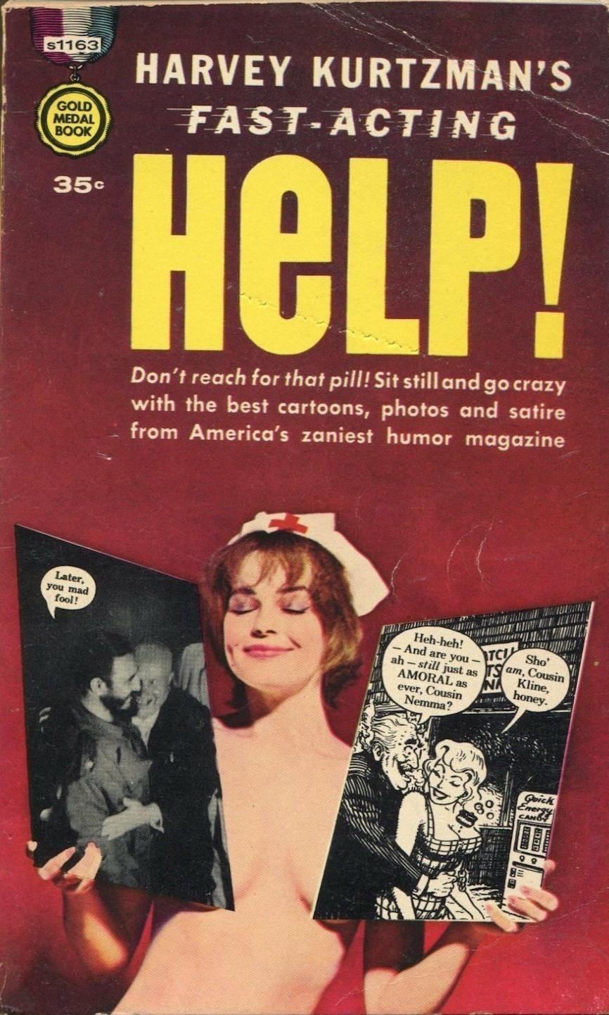 Harvey Kurtzman's Fast Acting Help! #1 • USA
