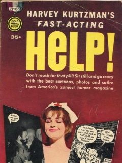 Go to Harvey Kurtzman's Fast Acting Help! #1 • USA