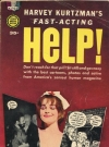 Harvey Kurtzman's Fast Acting Help! #1 • USA Original price: 35 cent Publication Date: 1961