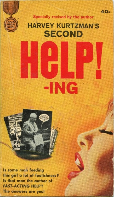 Harvey Kurtzman's Second Help! - ing #2 • USA