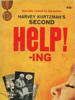 Go to Harvey Kurtzman's Second Help! - ing #2 • USA