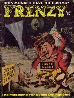 Frenzy Magazine #1 • USA