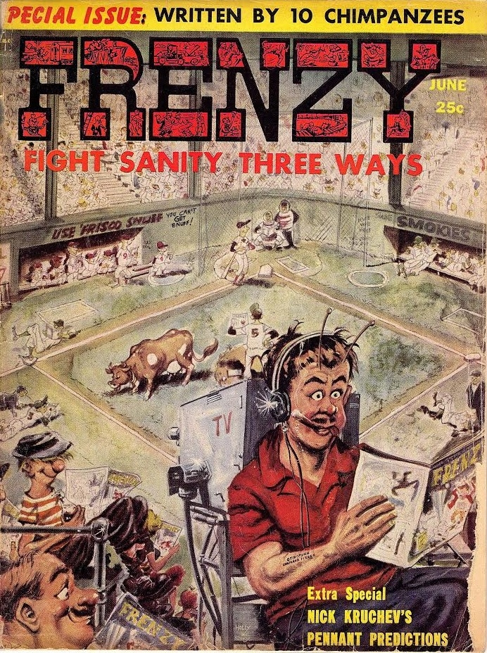 Frenzy Magazine #2 • USA