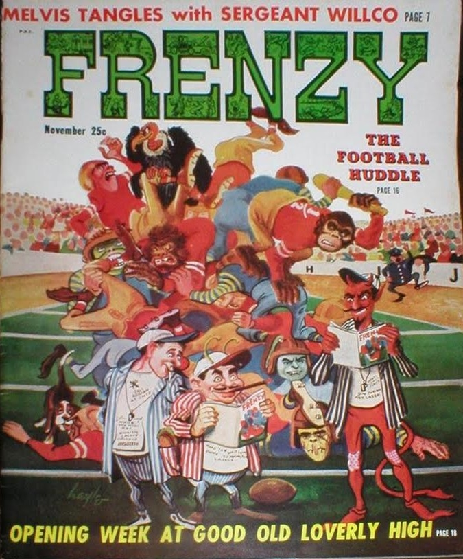 Frenzy Magazine #4 • USA