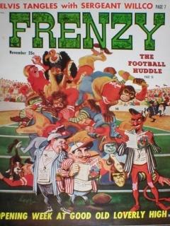 Frenzy Magazine #4 • USA