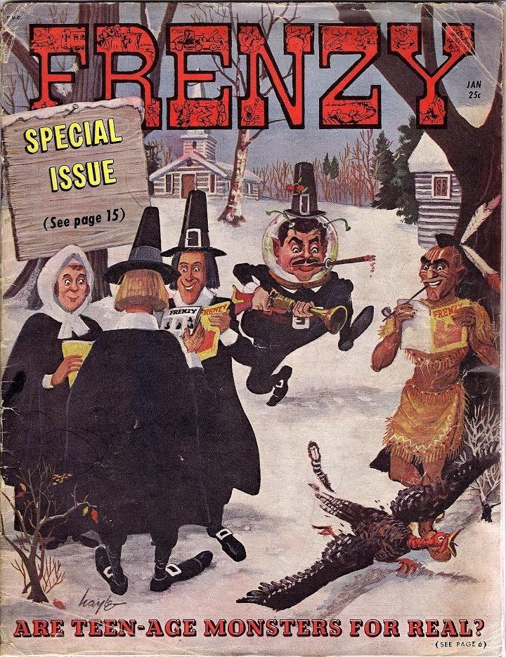 Frenzy Magazine #5 • USA