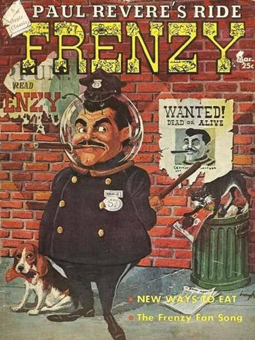 Frenzy Magazine #6 • USA